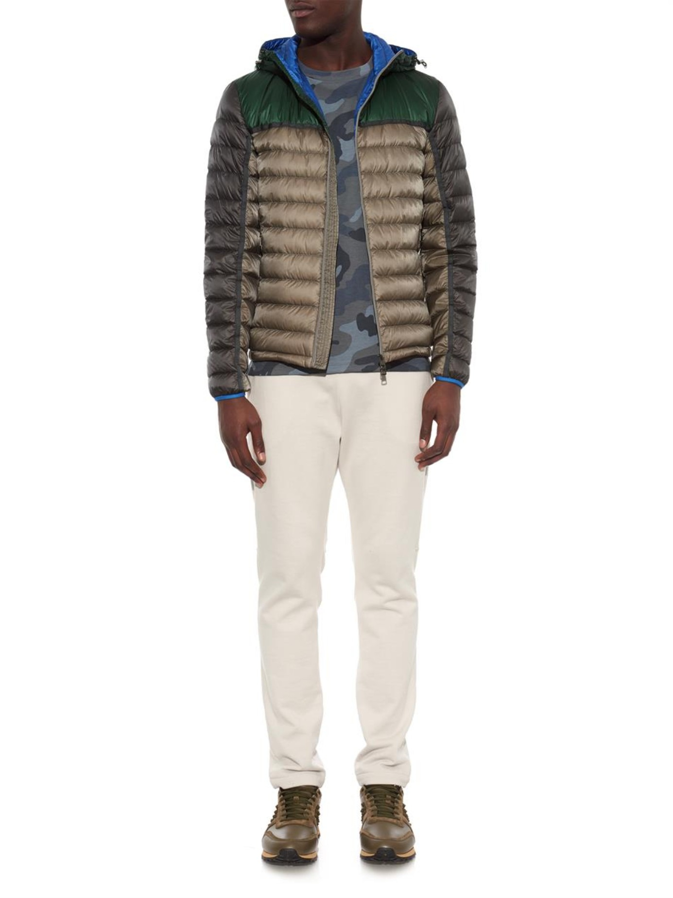 Lyst Moncler Arsenal Giubbotto Quilted Down Jacket In