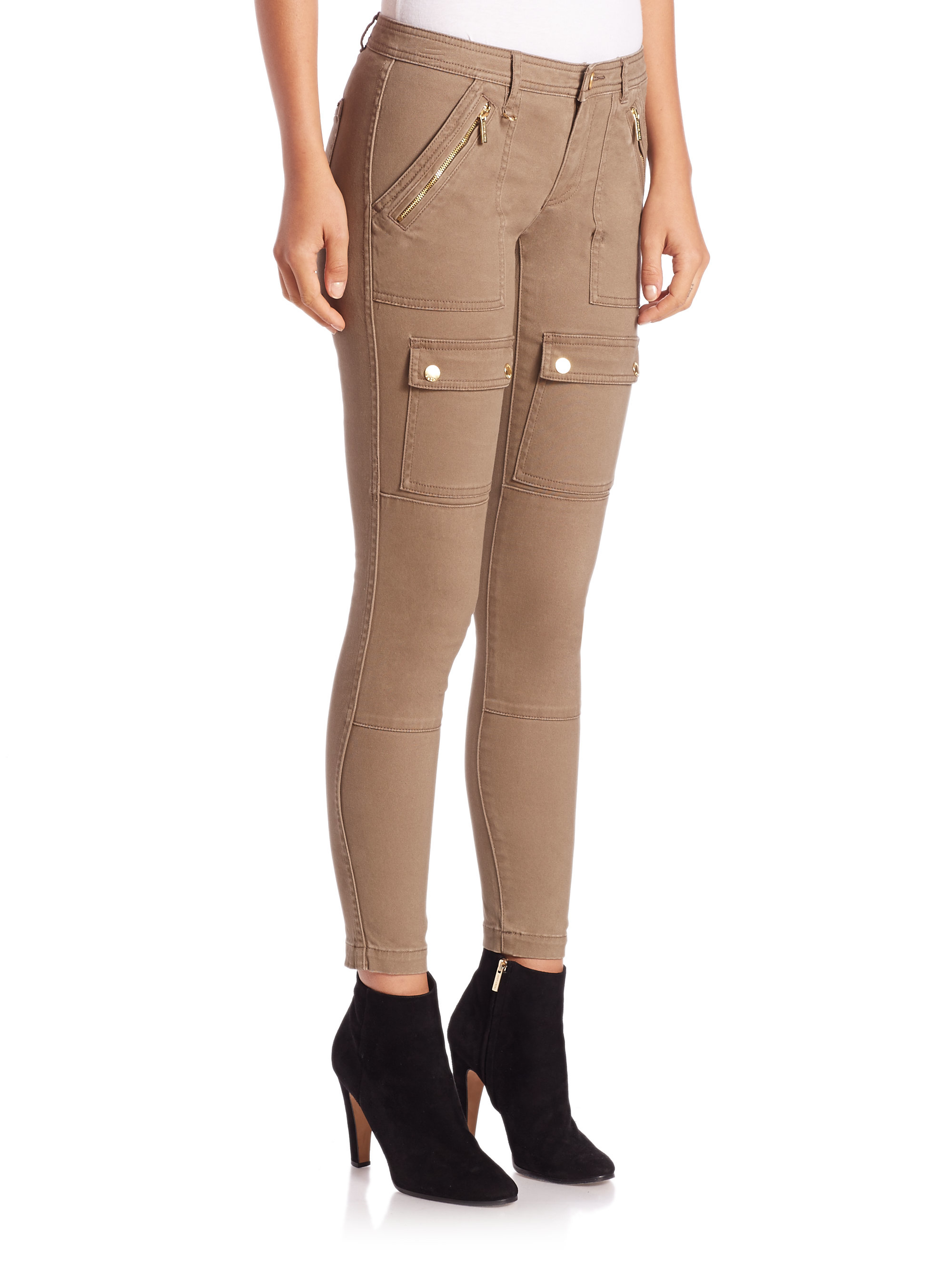 Pink Skinny Jeans For Women