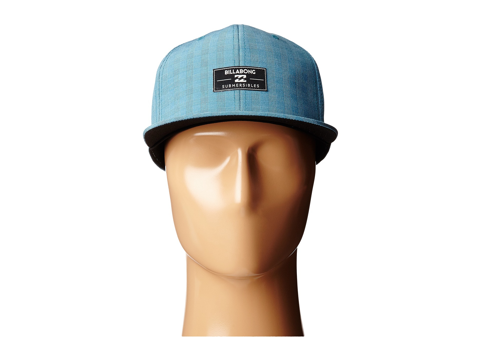 b9362e1082068 ... where to buy lyst billabong submersible 110 flexfit hat in blue for men  f2416 f1992 ...