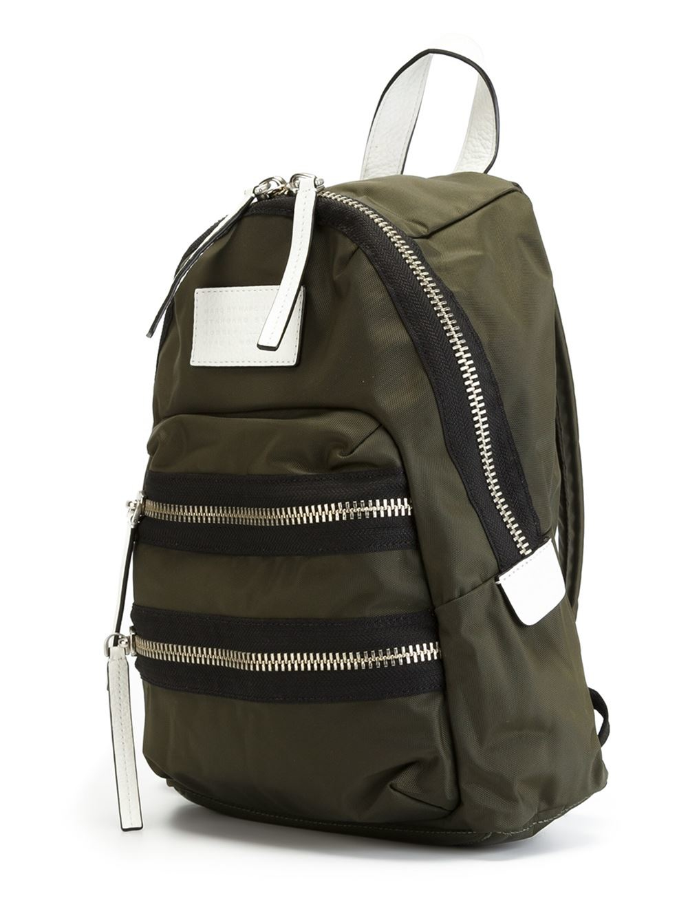 lyst marc by marc jacobs 39 domo arigato packrat 39 backpack. Black Bedroom Furniture Sets. Home Design Ideas