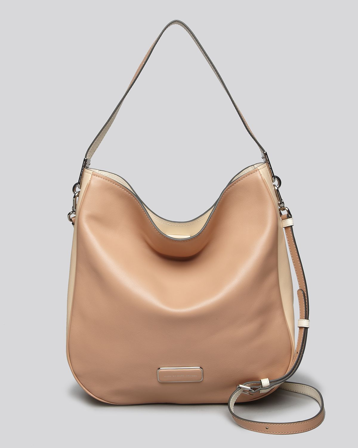 Marc Jacobs Hobo Laukku : Marc by jacobs hobo colorblock ligero lyst