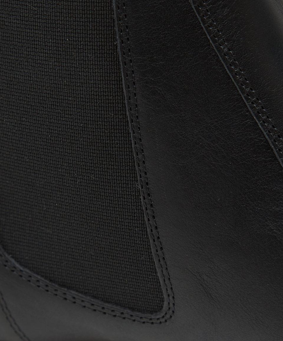 Isabel Marant Black Dewar Suede Ankle Boots