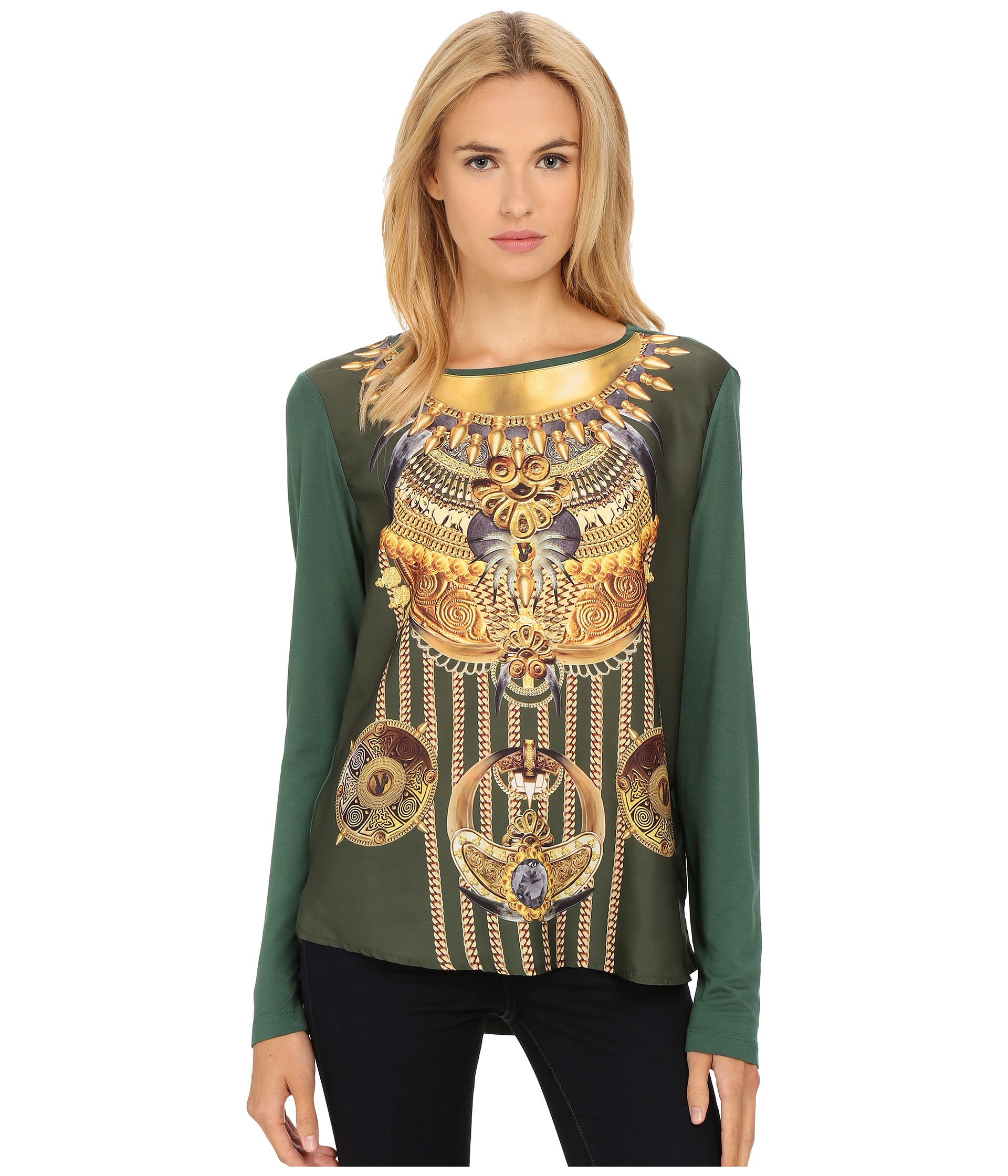 Versace for women clothing