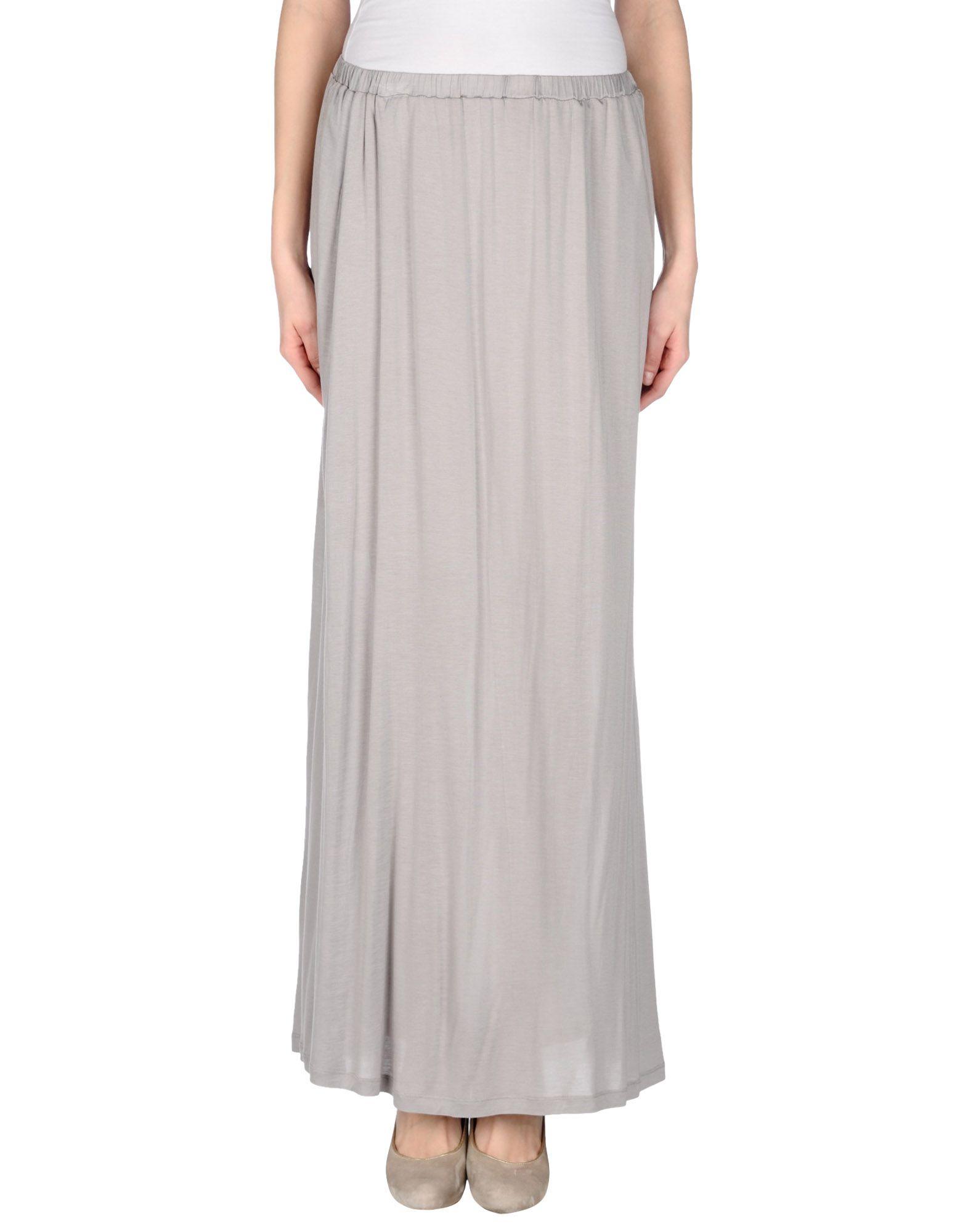 Long Grey Skirt 32