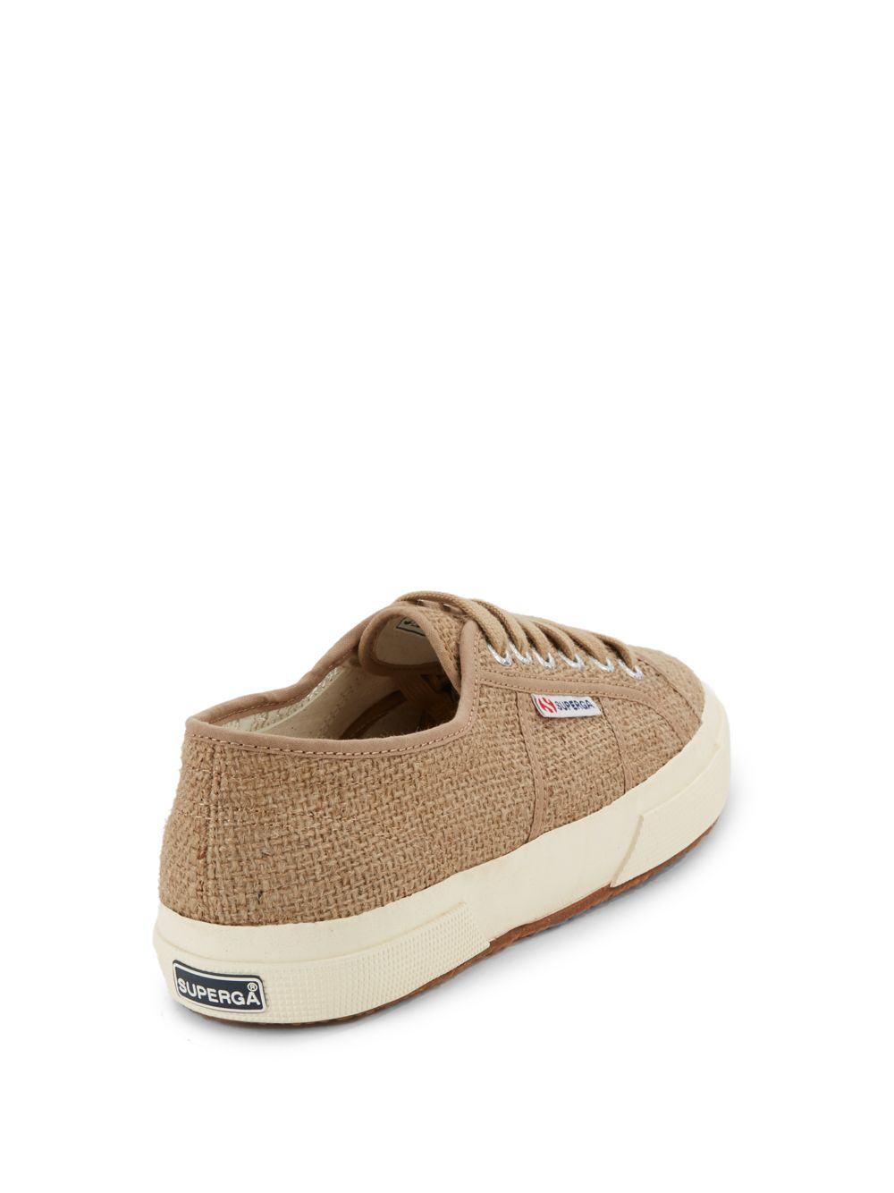 Superga Jutau Jute Sneakers in Natural