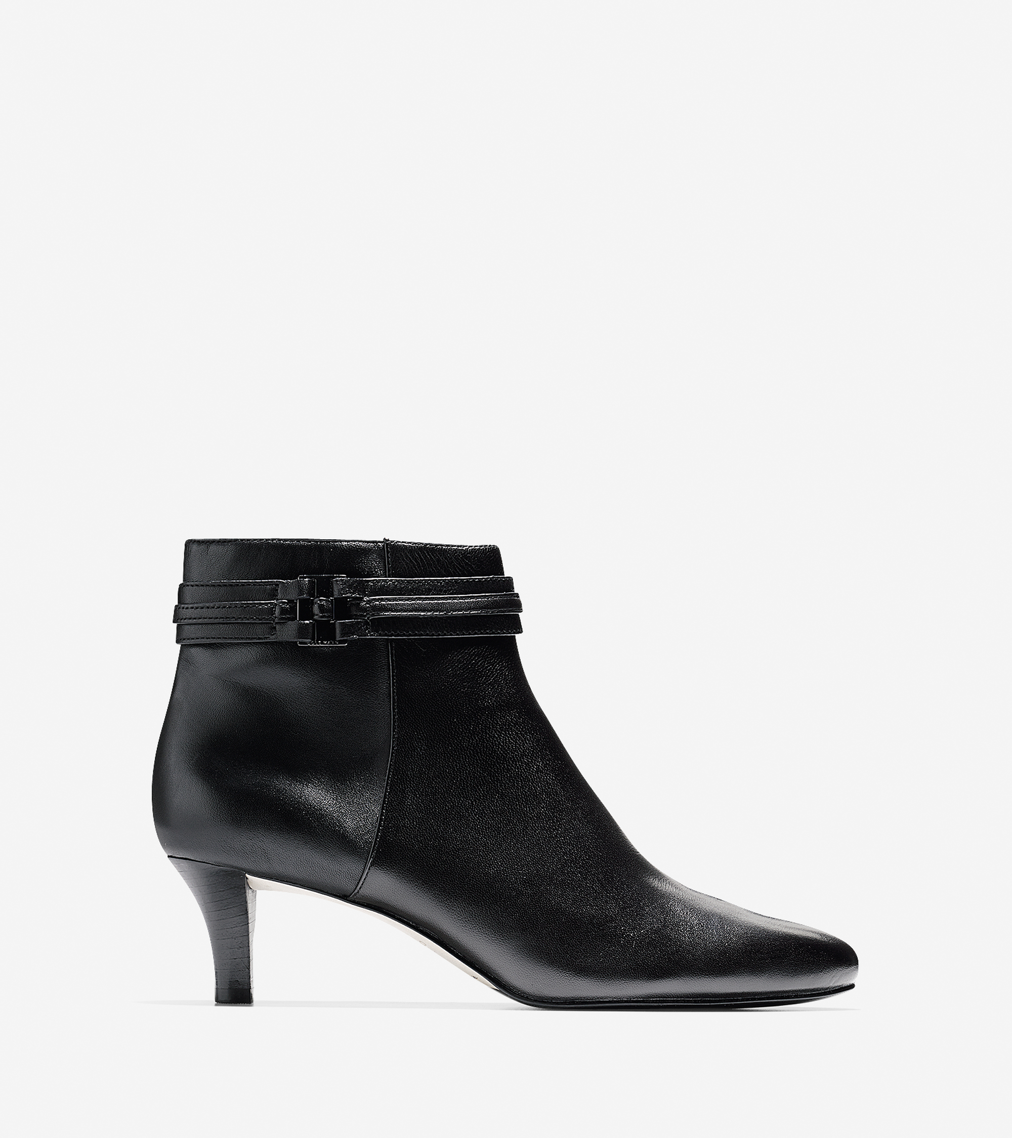 cole haan tamera boot in black lyst