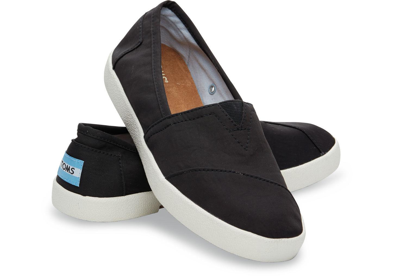 Toms Avalon Shoes Black