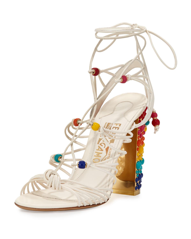 Rainbow Glad sandal Salvatore Ferragamo fGDq2XoWlh