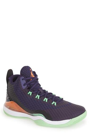 promo code 283c4 1af70 Lyst - Nike  jordan Super. Fly 3  Basketball Shoe in Blue for Men