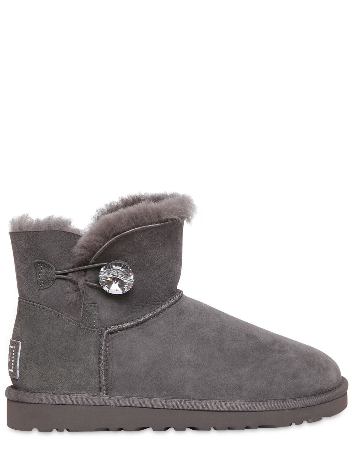 how to fix ugg bailey button