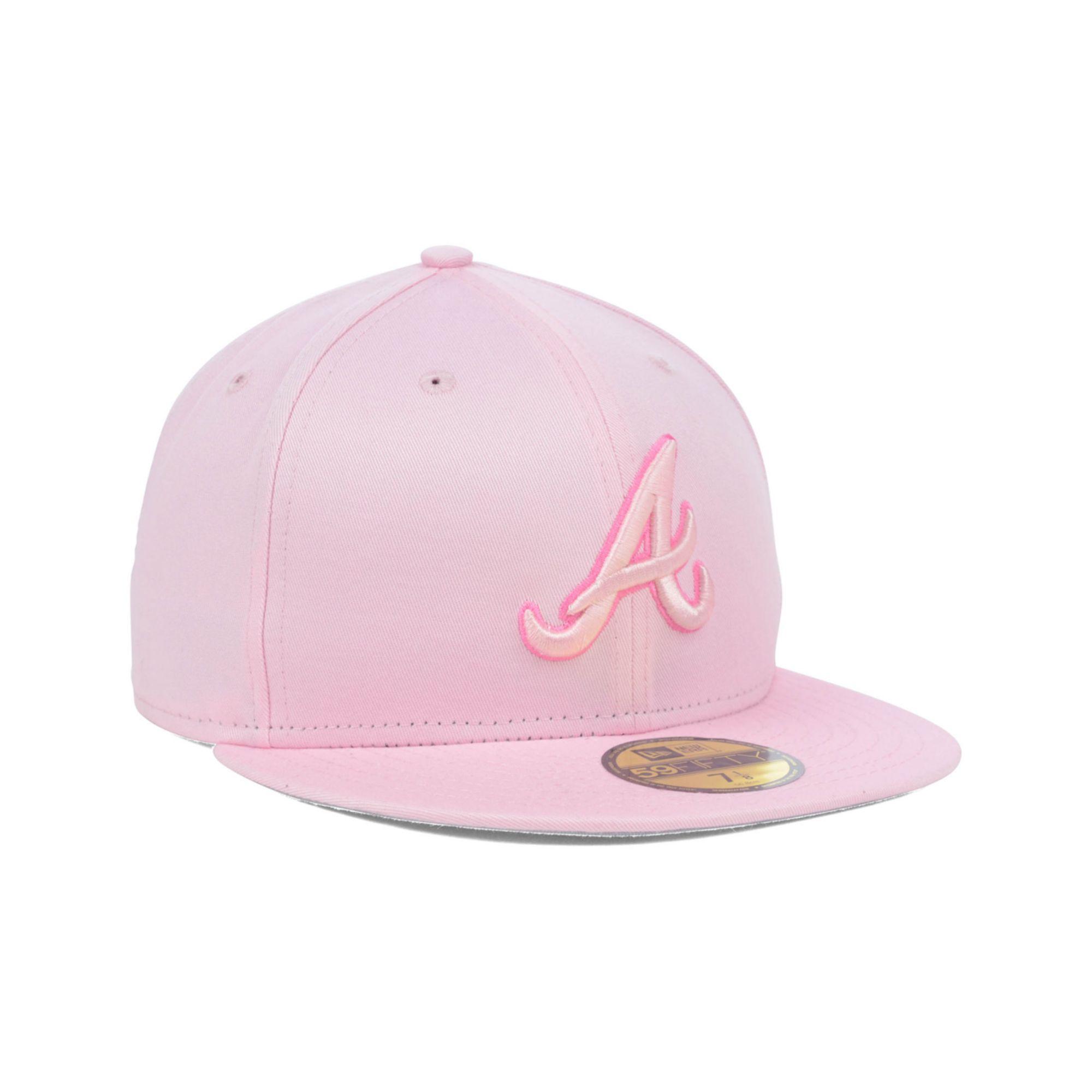 3328105fff2 canada pink gray new era york yankees mlb pop tonal 59fifty cap new e6049  fce63