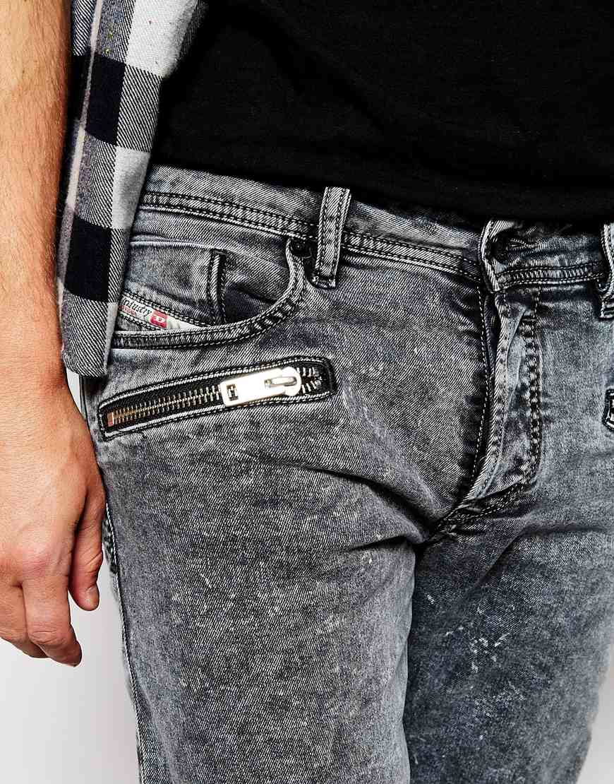 Free shipping and returns on Men's Grey Wash Jeans & Denim at thritingetqay.cf