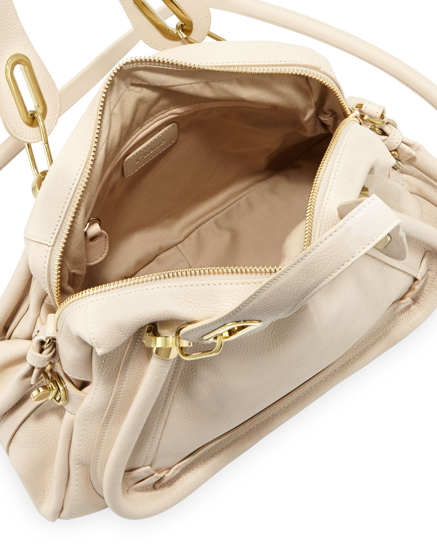 knockoff chloe bags - chloe medium paraty double carry bag, shop chloe online