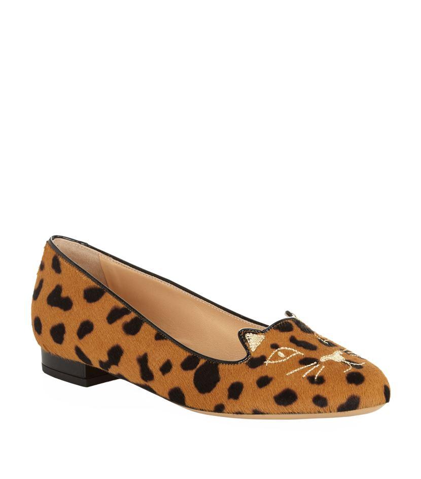 Charlotte Olympia Kitty Shoes Uk