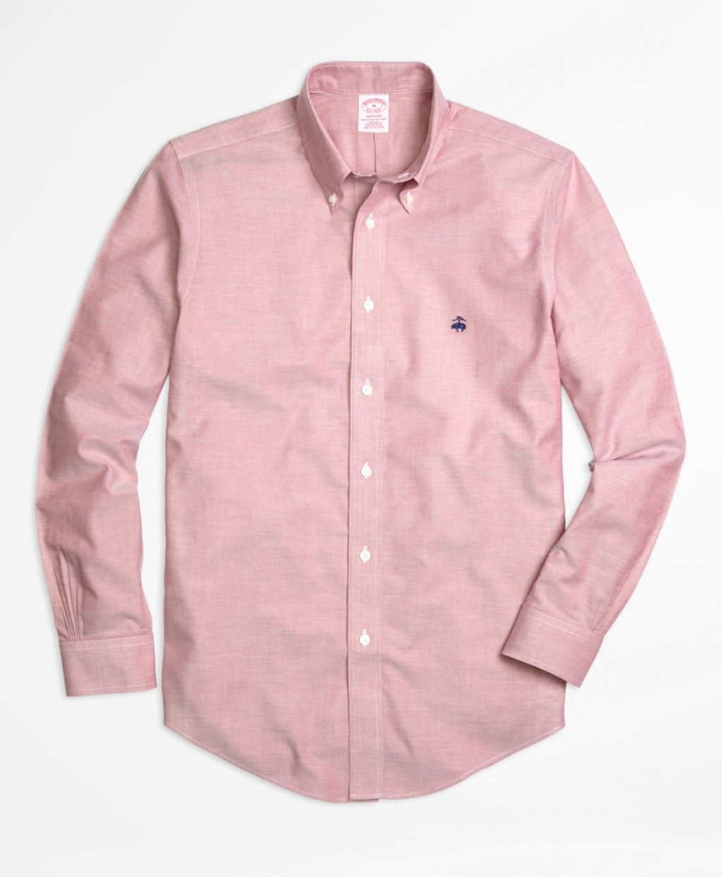 Brooks brothers non iron madison fit oxford sport shirt in for Brooks brothers non iron shirts review