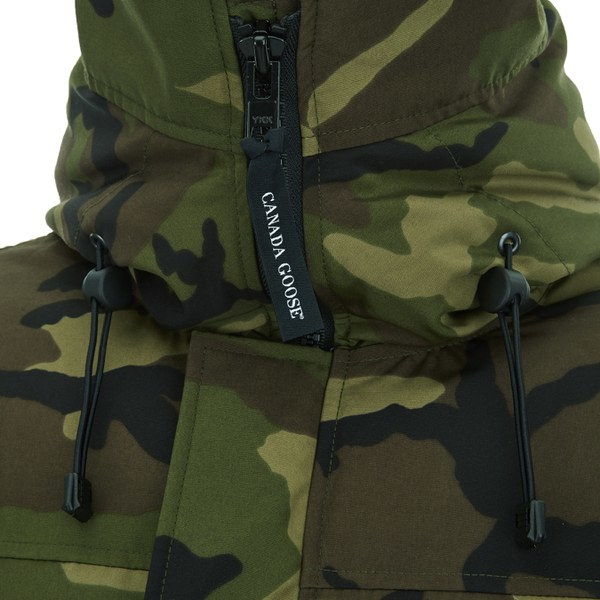 Canada Goose toronto outlet official - Canada goose Men's Macmillan Down Filled Parka Jacket in Green for ...