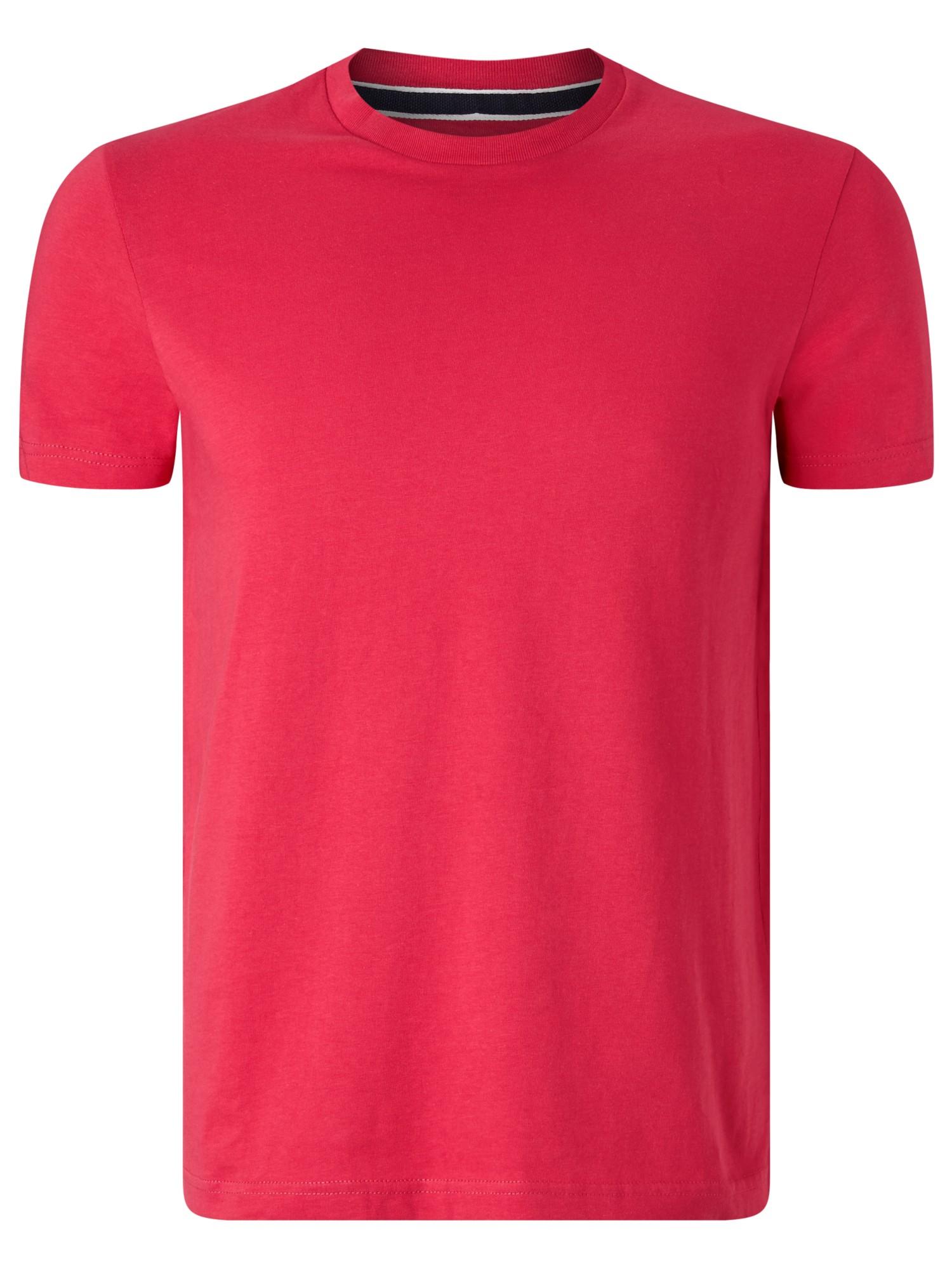 john lewis organic cotton t shirt in black for men lyst. Black Bedroom Furniture Sets. Home Design Ideas