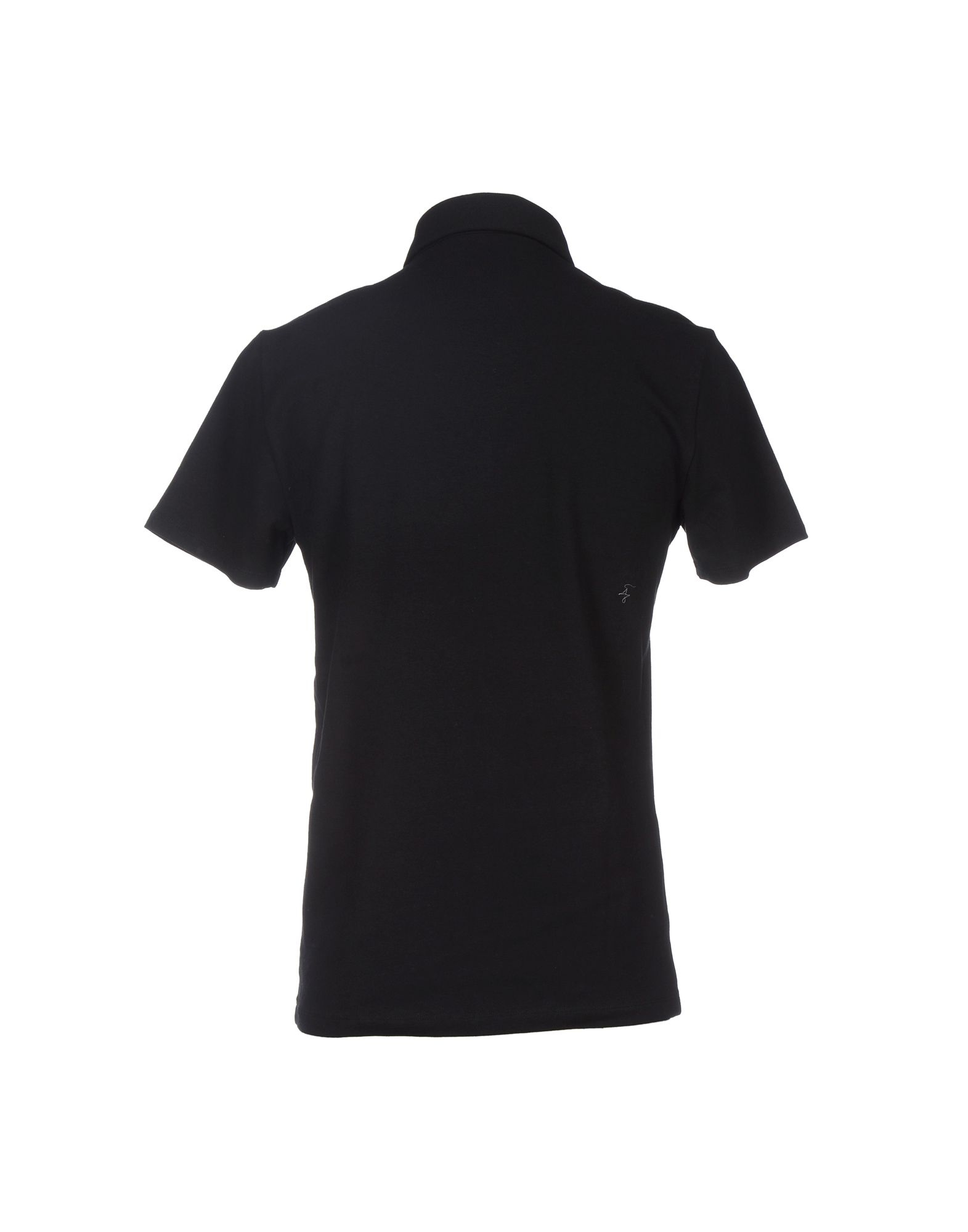 Express Polo Shirt In Black For Men Lyst
