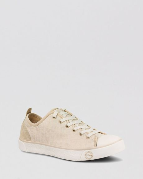 uggs sneakers evera beige