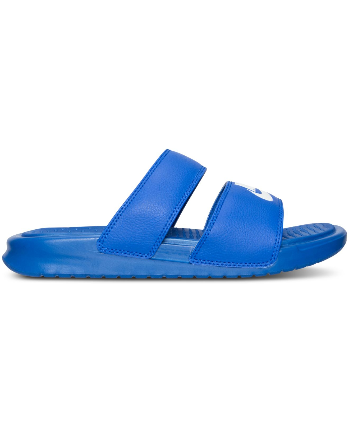 622d202f4112 ... hot lyst nike womens benassi duo ultra slide sandals from finish line  d0fff eede5