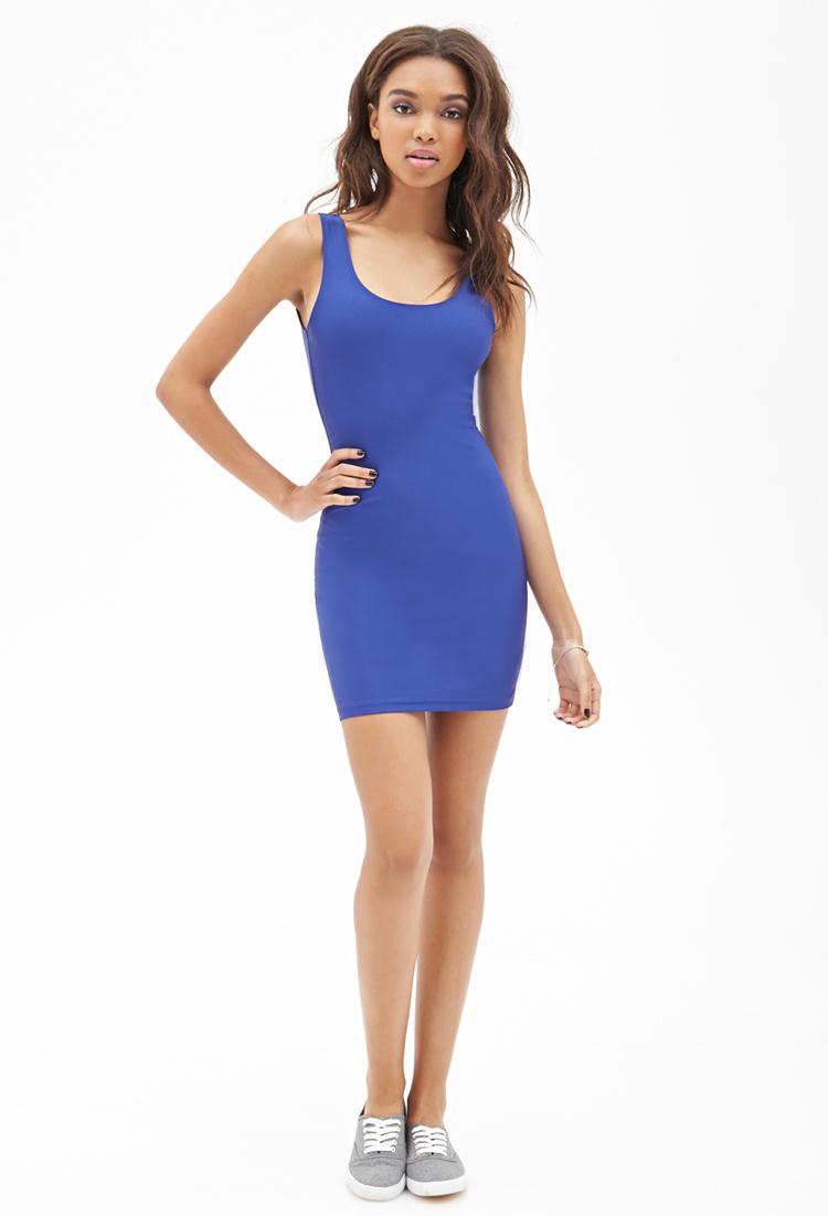 Blue dress forever 21 history