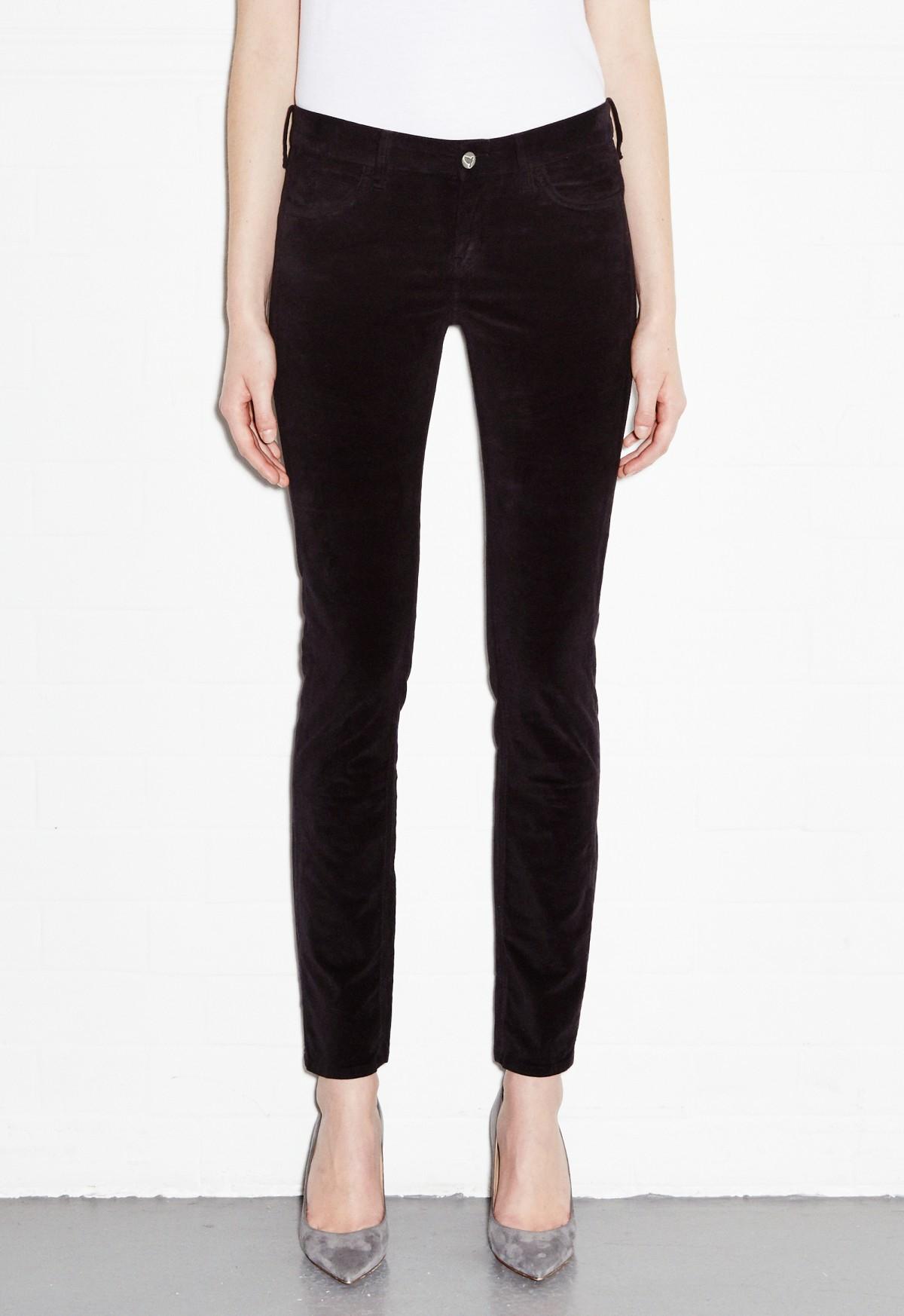 mih jeans bonn jean in black lyst. Black Bedroom Furniture Sets. Home Design Ideas