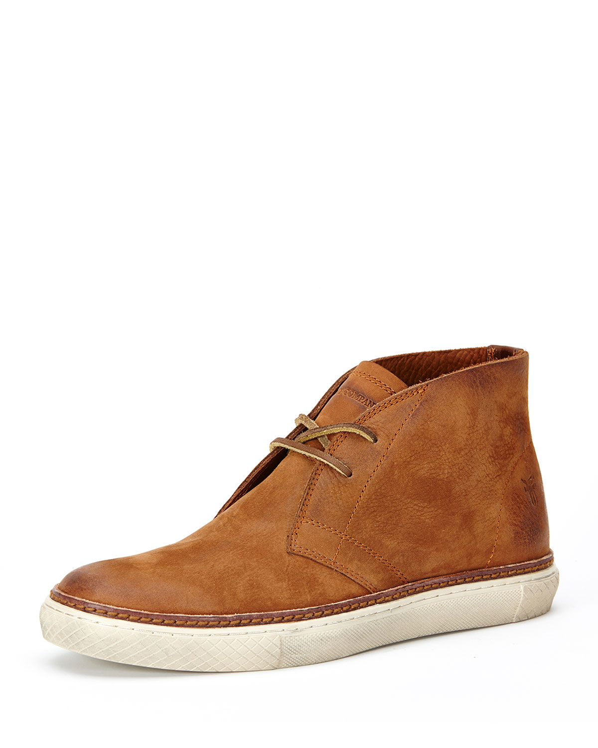 Frye Gates Chukka Boots In Brown For Men Lyst
