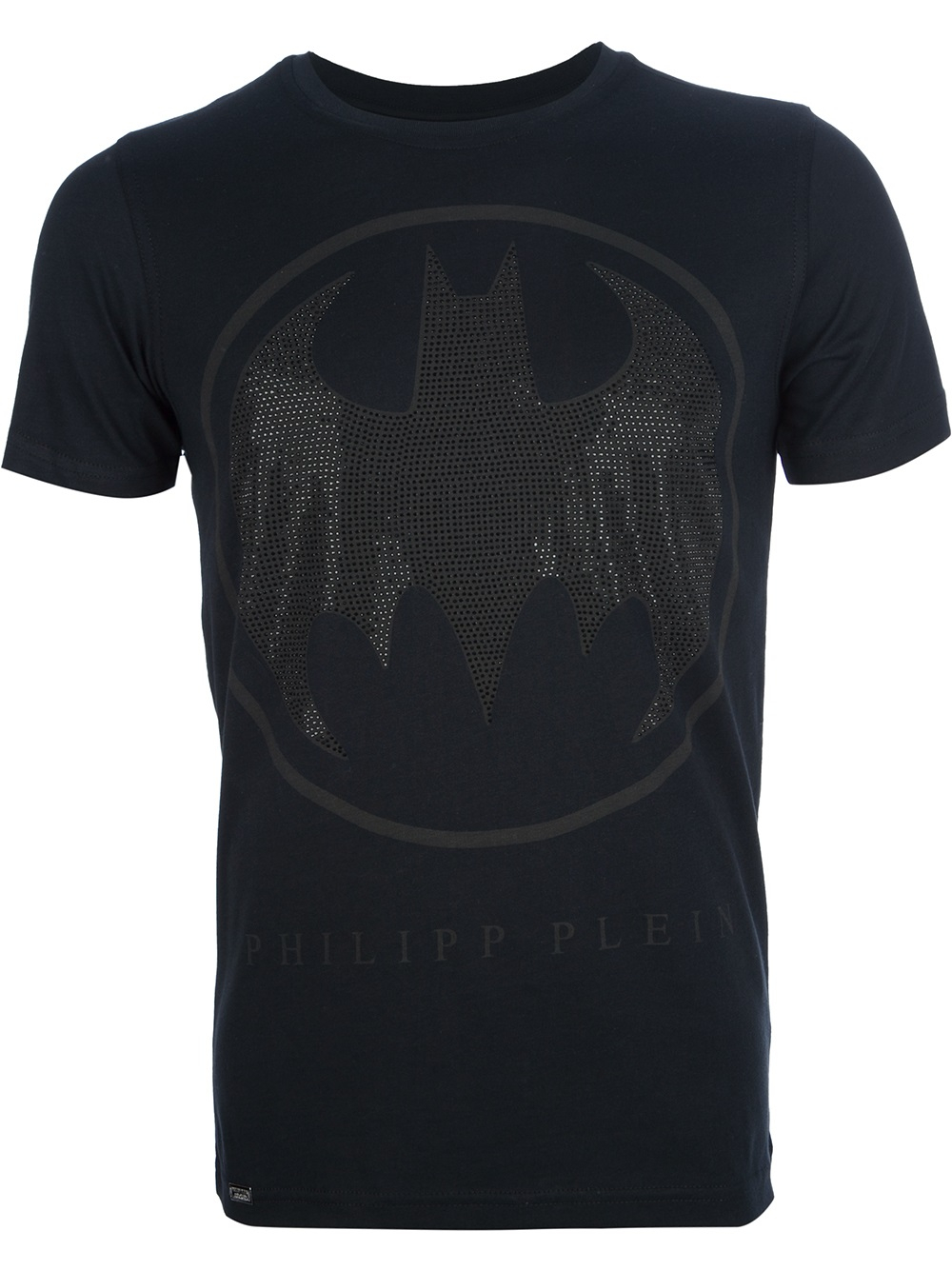 Black t shirt batman - Gallery