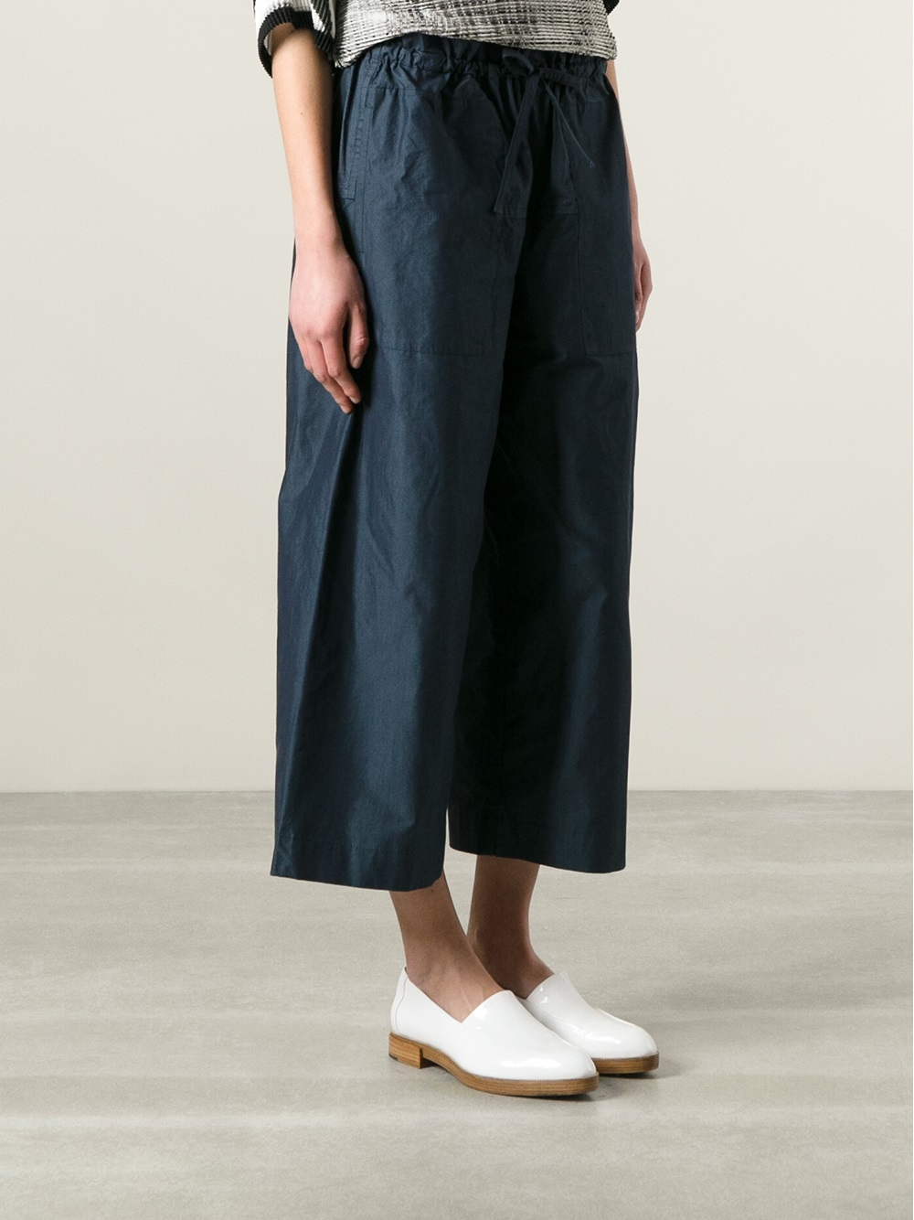 TROUSERS - 3/4-length trousers Issey Miyake m8gSvY