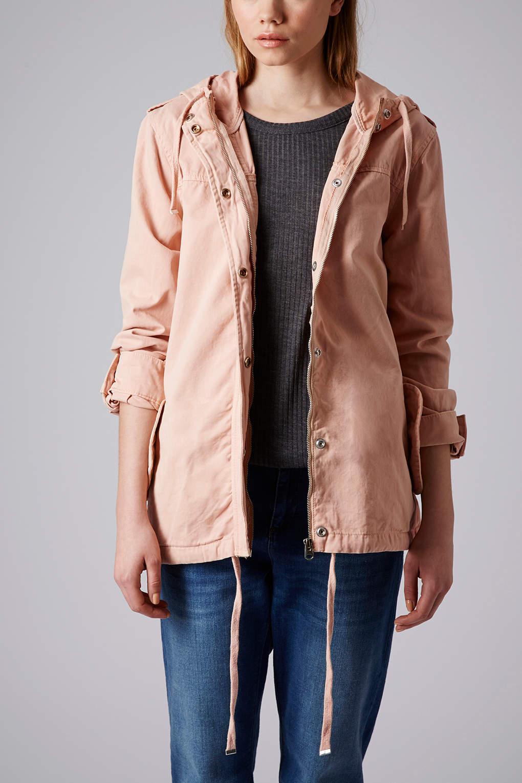 Pink Lightweight Jacket A3gSYV