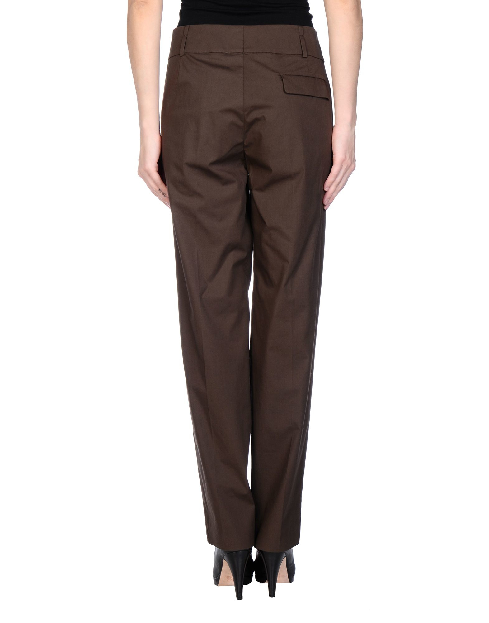 Brilliant Armani Casual Pants In Blue  Lyst