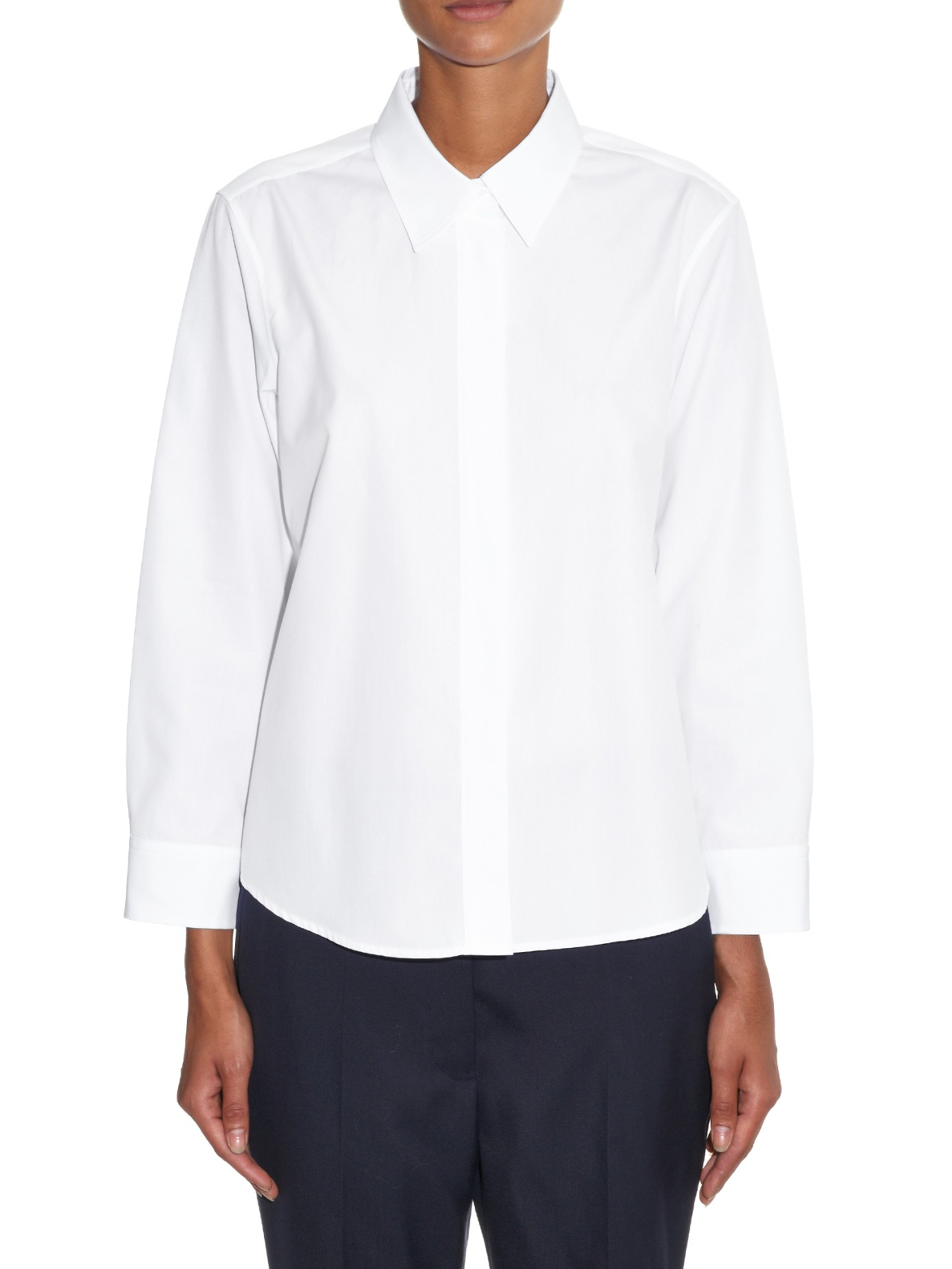 Pictures Online Jil Sander long sleeve top Clearance Clearance Store 9uTspAvnZH