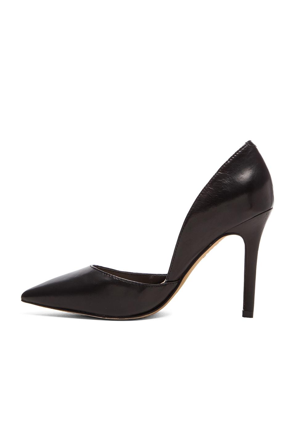 Vince Camuto Rowin Pointed Toe Pumps In Black Lyst