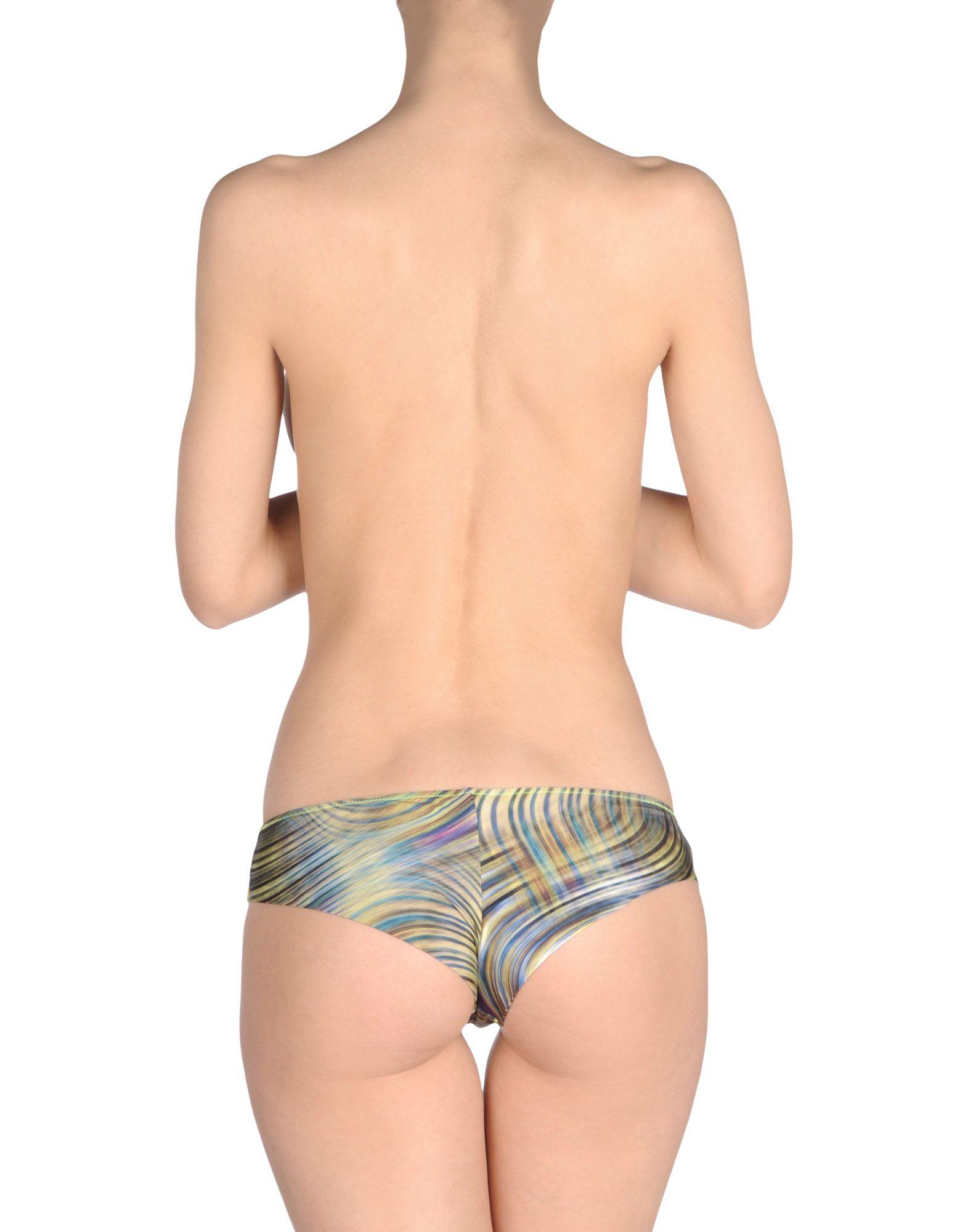 Liu jo Bikini Bottoms in Green