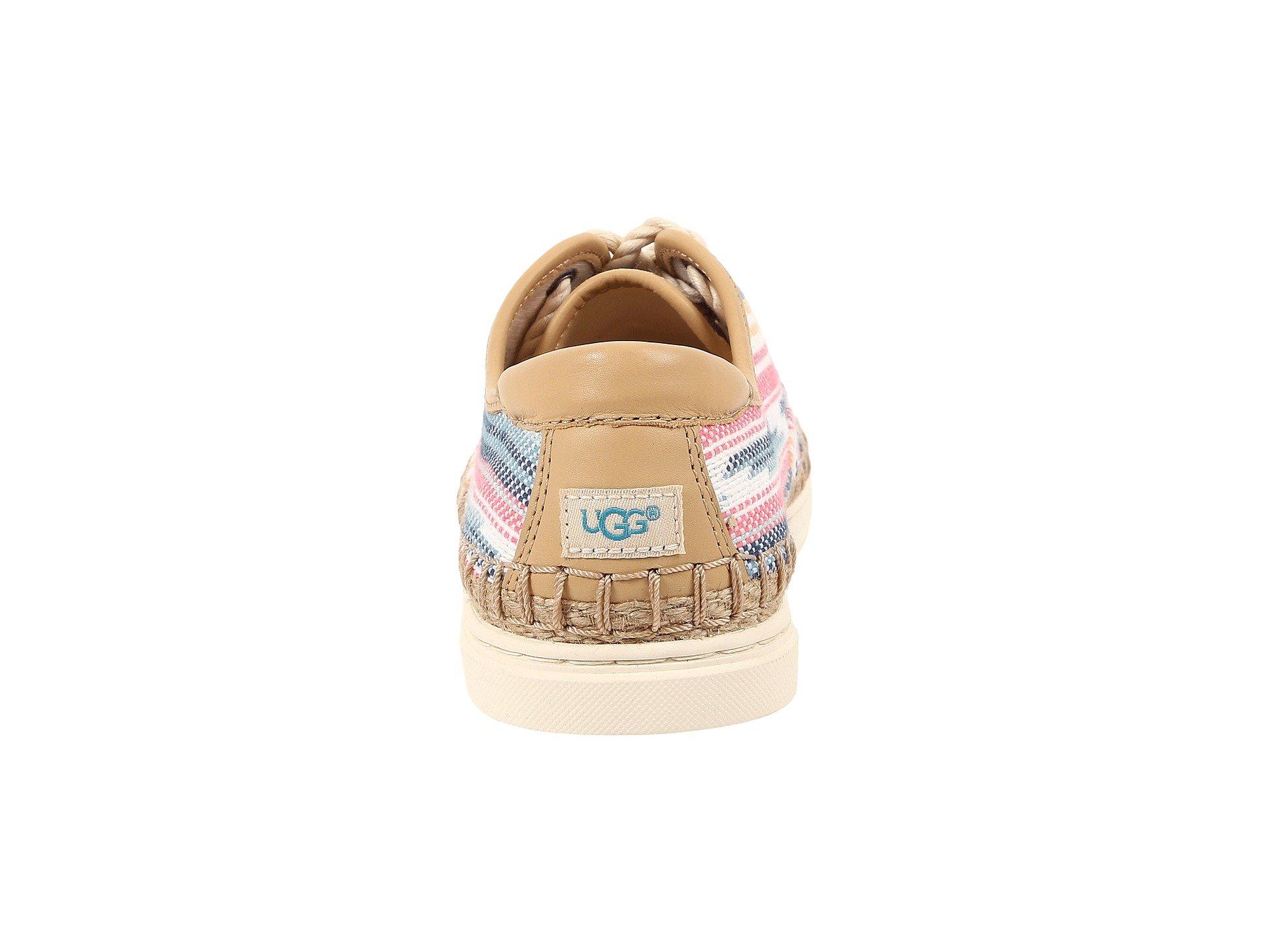 c14b9771abd Lyst - UGG Eyan Ii Serape Lace Up Sneakers