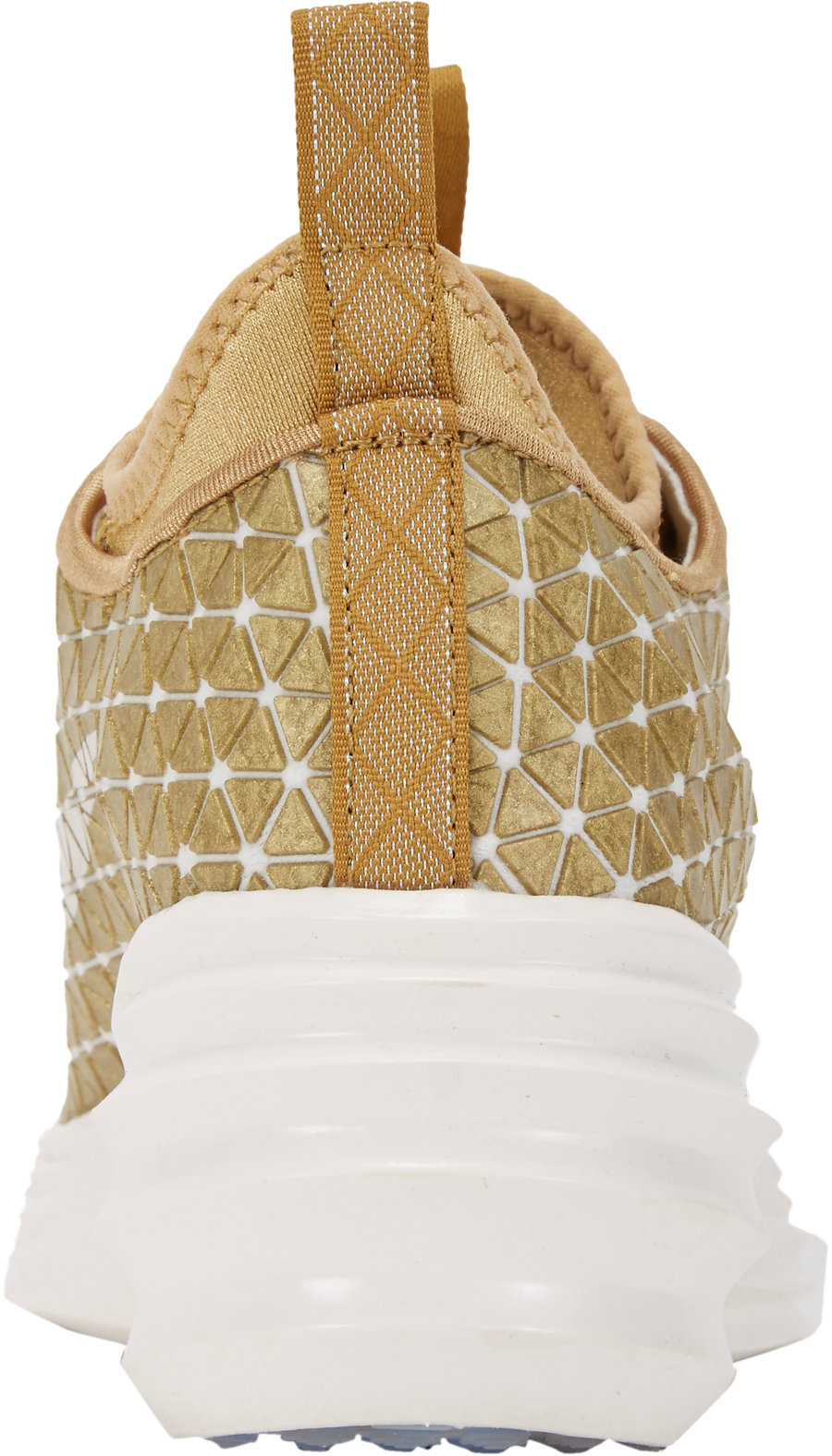 lowest price d9202 a7bea Nike Lunar Elite Sky Hi Fw Qs London Sneakers in Metallic - Lyst