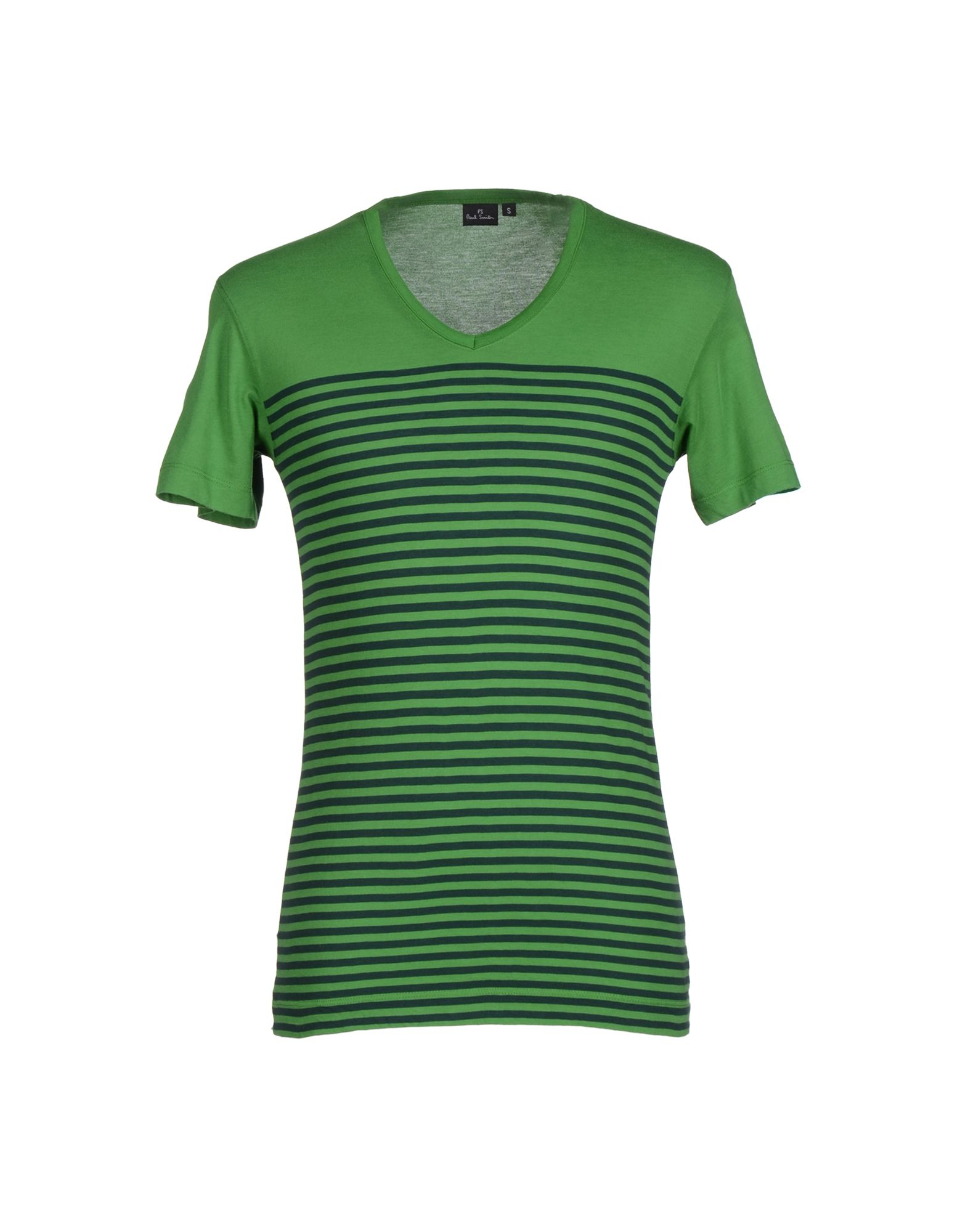 ps by paul smith t shirt in green for men lyst. Black Bedroom Furniture Sets. Home Design Ideas