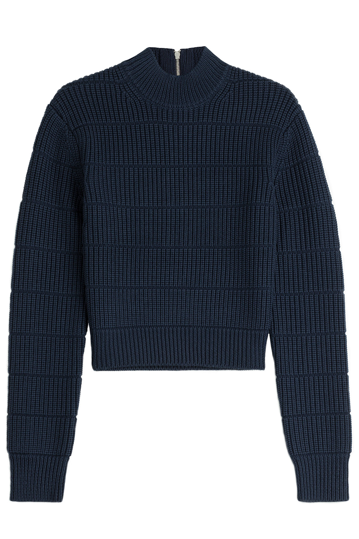 marc by marc jacobs merino wool pullover blue in blue lyst