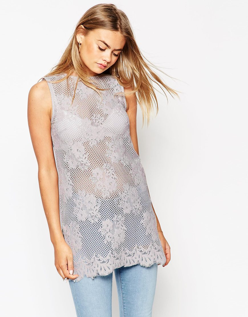 Shop for lace tunic tops online at Target. Free shipping on purchases over $35 and save 5% every day with your Target REDcard.