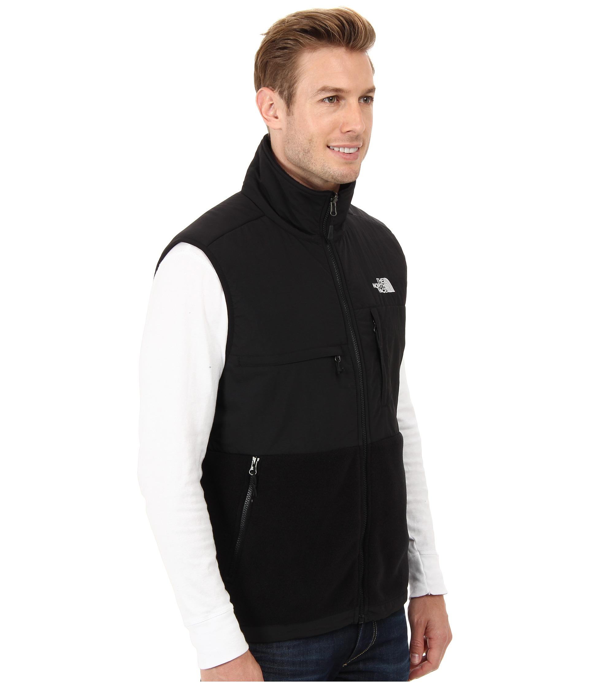 a3b6fbc5f Men's Black Denali Vest