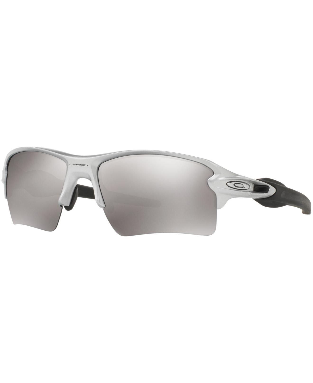 5c16fb01ef Lyst - Oakley Oo9188 Flak 2.0 Xl in Metallic for Men