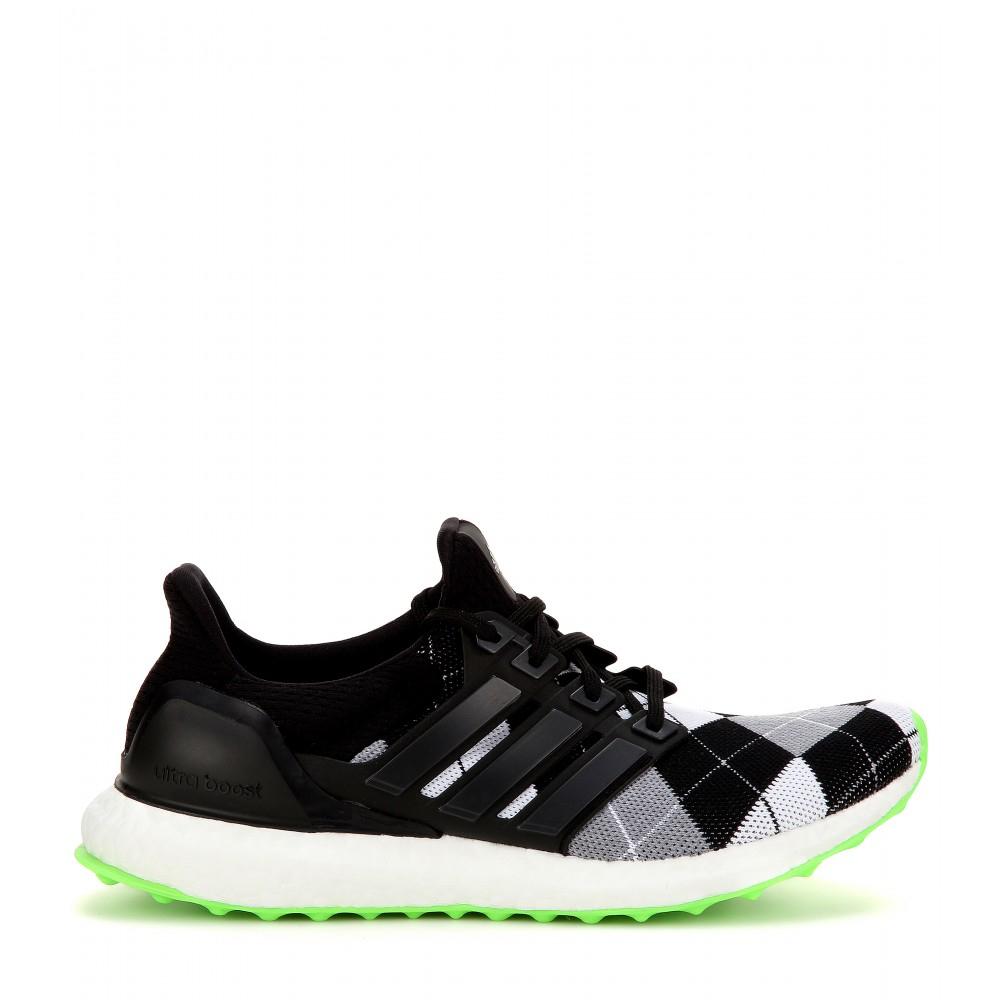 Adidas Ultra Boost Kris Van Assche Sneakers in Black