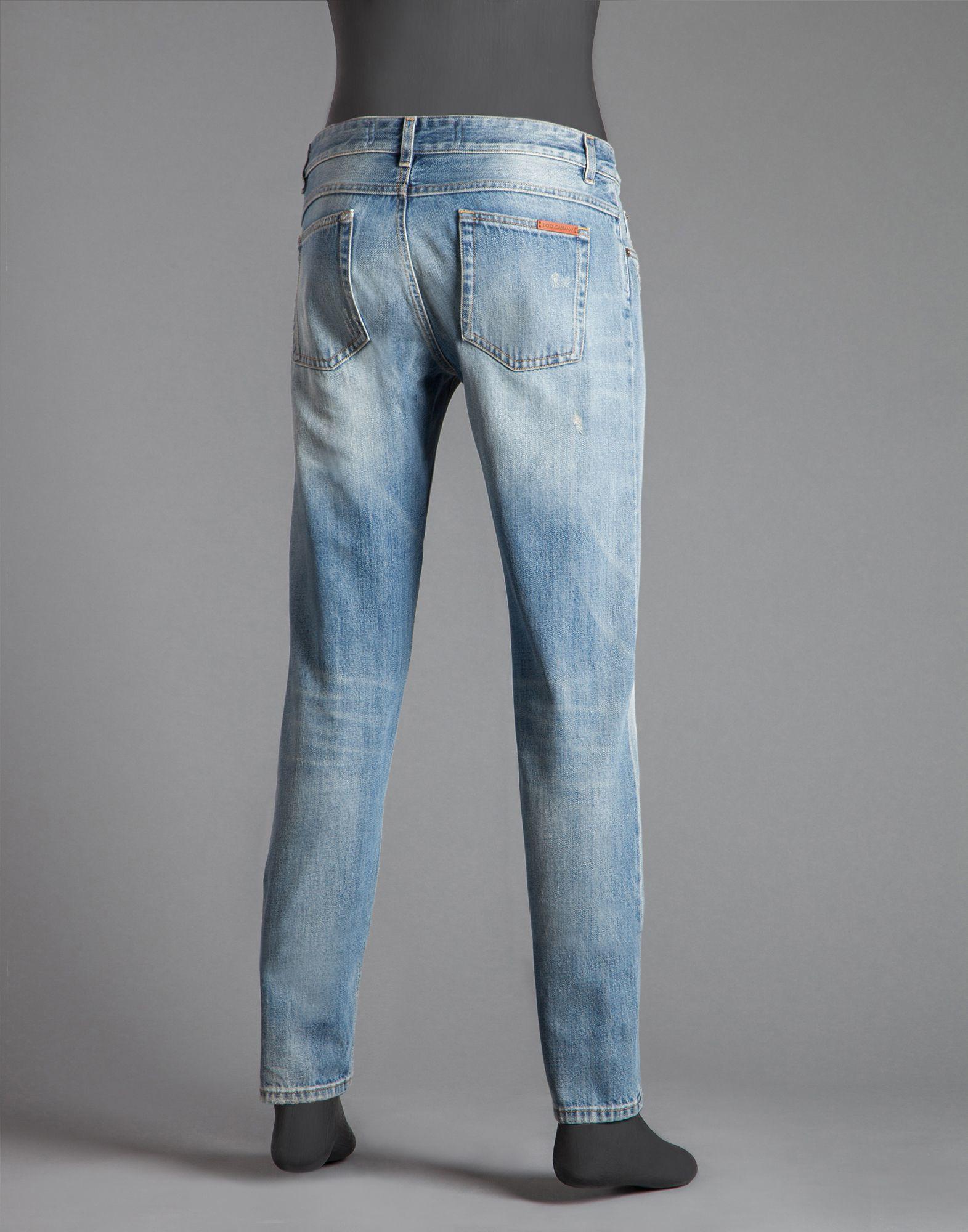 regular fit jeans - Blue Dolce & Gabbana zF9YG1w2X