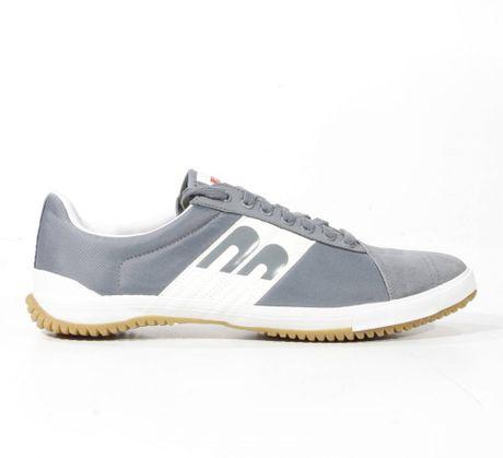 pirelli pzero shoes kardos sneaker suede in gray for