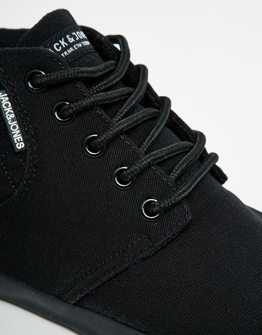 jack jones canvas shoes