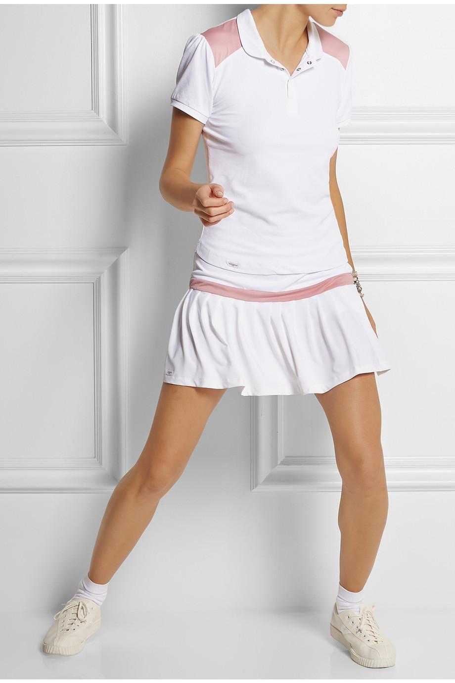 Falke Womens Tennis Short Maximum Socks White