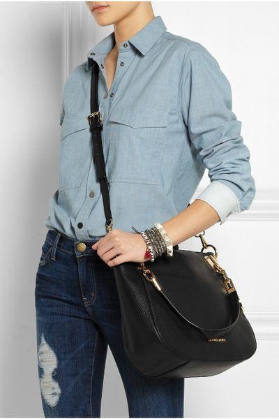 Reduced Michael Kors Blake Shoulder - Michael Michael Kors Medium Brooke Shoulder Bag