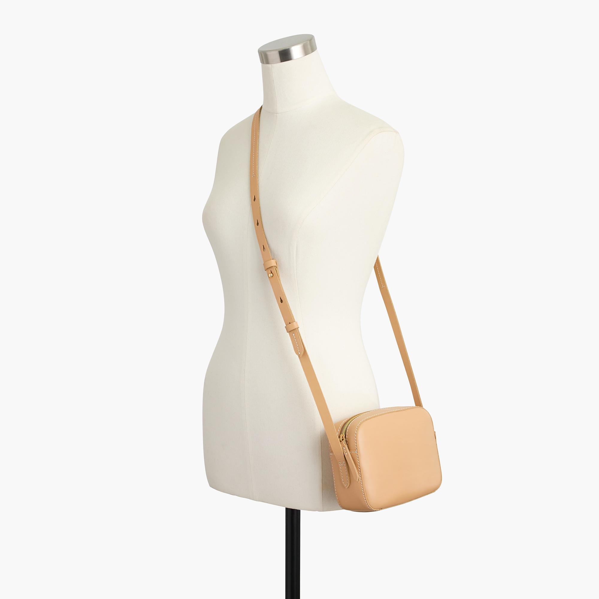 J.Crew Marlo Crossbody Bag in Natural