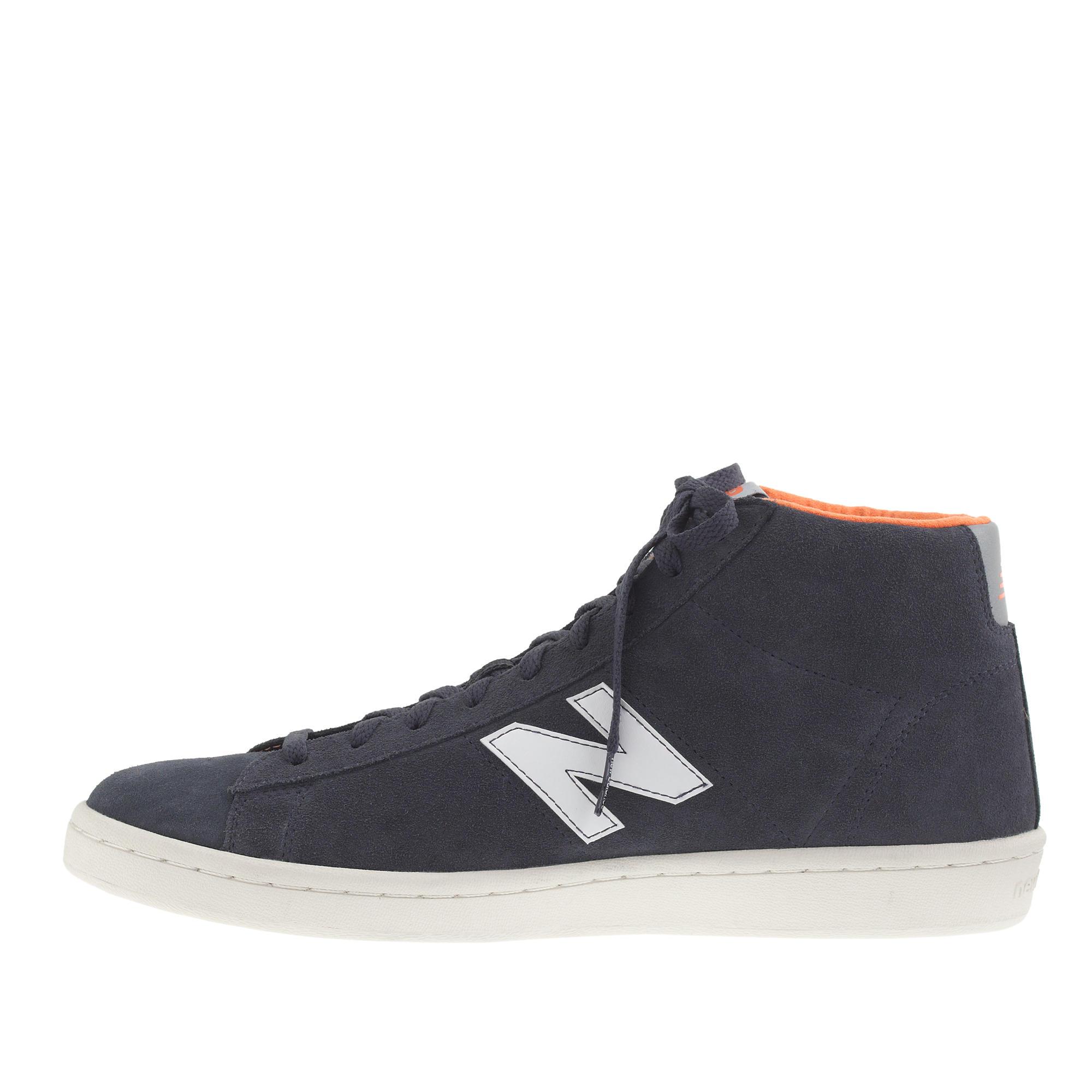 huge selection of 8448f 384af Blue Men'S New Balance® 891 High-Top Sneakers