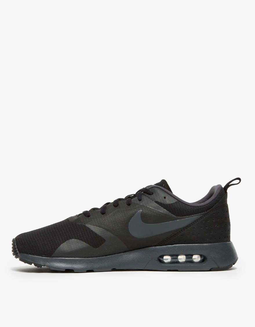 nike air max tavas in black for men lyst. Black Bedroom Furniture Sets. Home Design Ideas